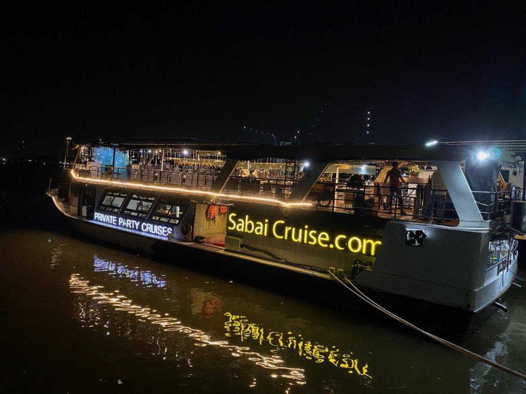 เรือสะนุกจอดเทียบท่า ที่ราษฎร์บูรณะ 23